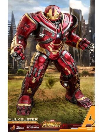 Hot Toys 1/6 Avengers...