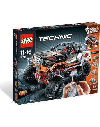 LEGO Technic 9398 - Pickup 4X4