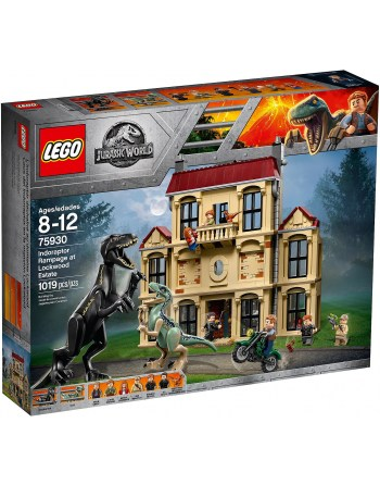 LEGO Jurassic World 75930 -...