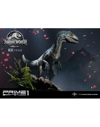 Prime 1 Studio Jurassic World: Fallen Kingdom - Blue 1/6 Statue 65 cm  PREORDINE