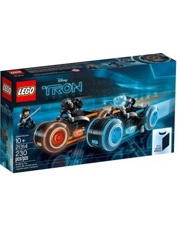 LEGO Ideas 21314 - Tron:...