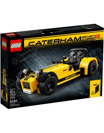 LEGO Ideas 21307 - Caterham...
