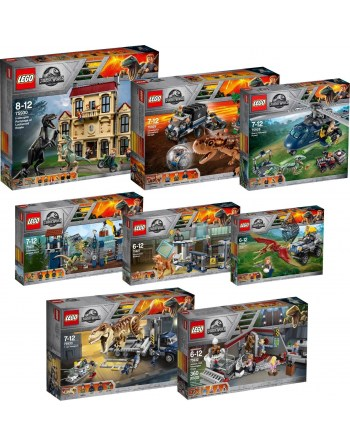 LEGO Jurassic World serie...