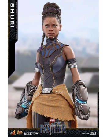 Hot toys 1/6 Marvel: Black...