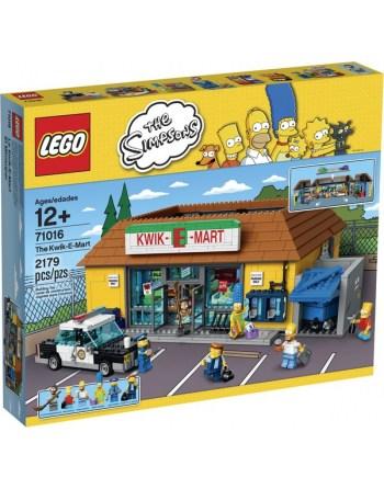 Lego collezionisti 71016...