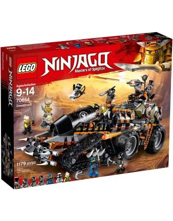 LEGO Ninjago 70654 - Turbo...
