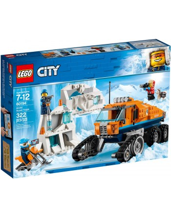 LEGO City 60194 - Gatto...
