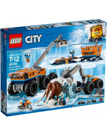 LEGO City 60195 - Base...