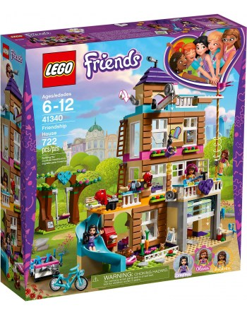 LEGO Friends 41340 - La...