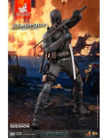 Hot toys 1/6 Deadpool 2...