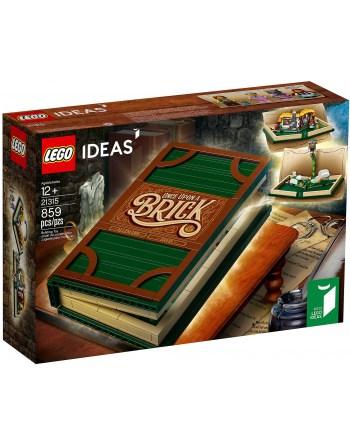 LEGO Ideas 21315 - Libro...