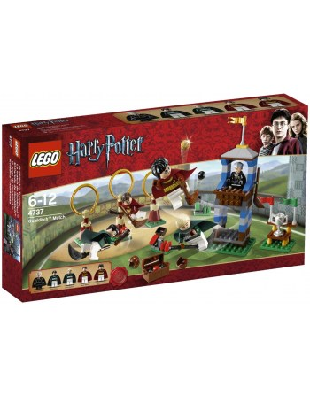 LEGO Harry Potter 4737 - La...