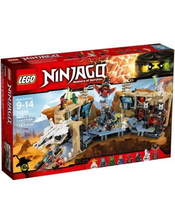 LEGO Ninjago 70596 - Caos...