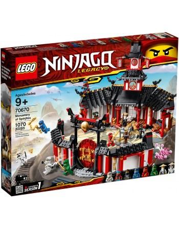LEGO Ninjago 70670 - Il...