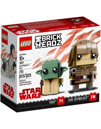 LEGO Brickheadz 41627 -...