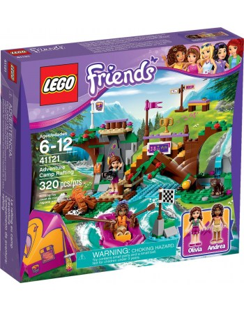 LEGO Friends 41121 -...