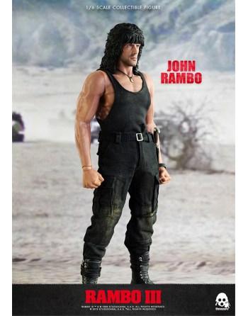 Threezero 1/6 Rambo III -...