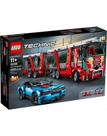 LEGO Technic 42098 - Bisarca