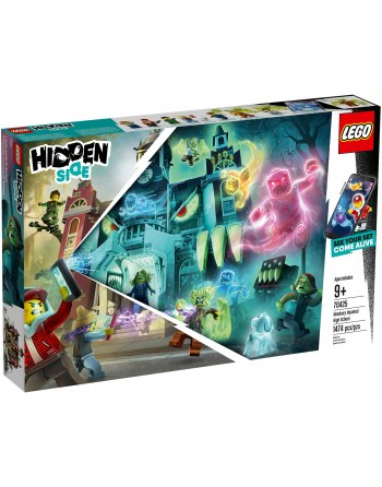 LEGO Hidden Side 70425 - Il...