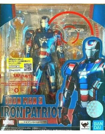 Bandai S.h.figuarts Iron...