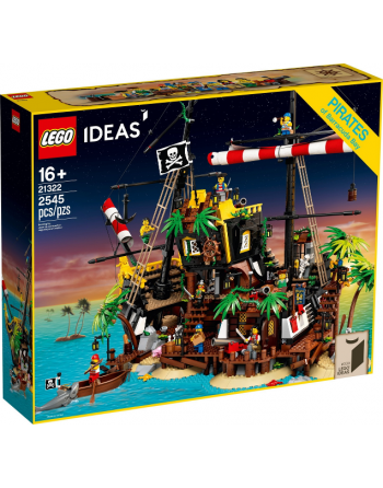 LEGO Ideas 21322 - I Pirati...