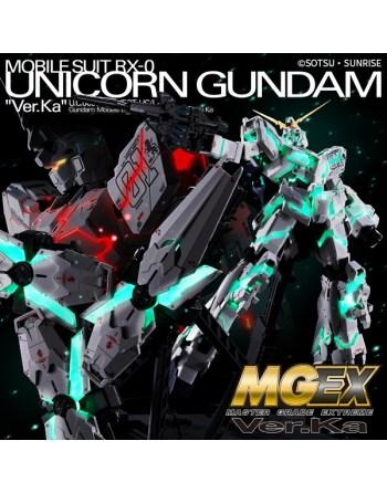 Bandai MGEX Gundam Unicorn...