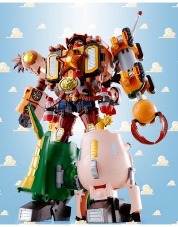 Bandai Chogokin Toy Story...