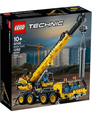 LEGO Technic 42108 - Gru...