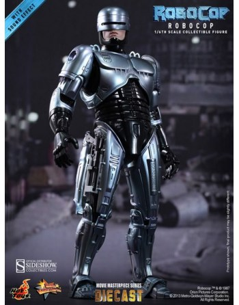 Hot toys 1/6 Robocop...