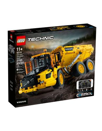 LEGO Technic 42114 - 6x6...