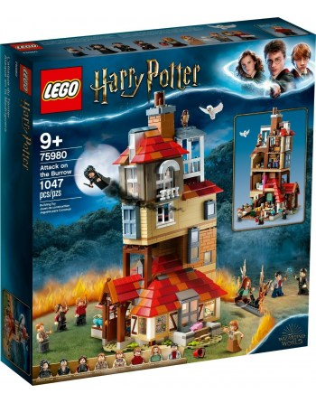 LEGO Harry Potter 75980 -...