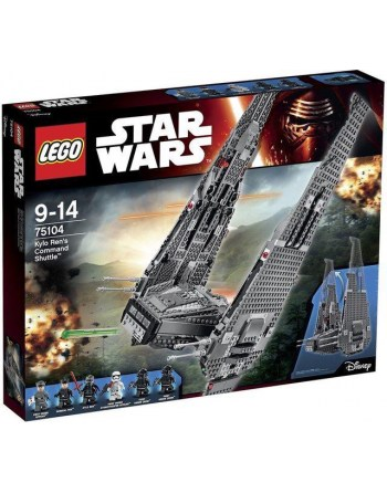 Lego Star Wars 75104  Kylo...