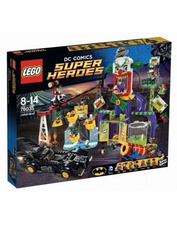 LEGO Super Heroes DC Comics...