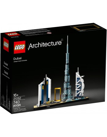 LEGO Architecture 21052 -...