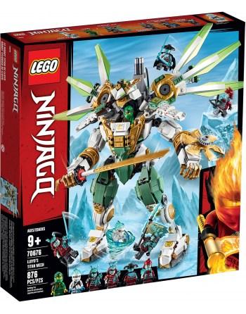LEGO Ninjago 70676 - Il...