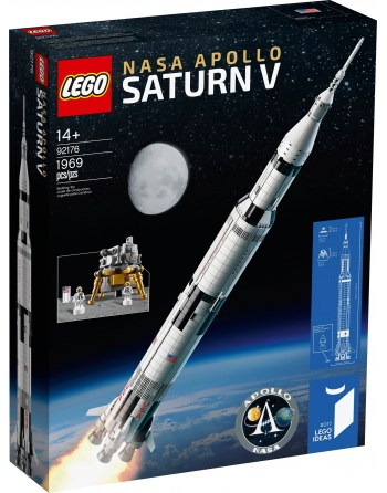LEGO Ideas 92176 - Saturn V...