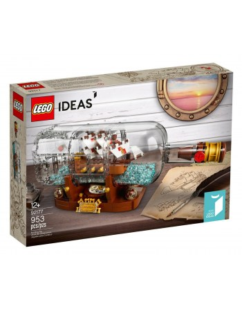 LEGO Ideas 92177 - Nave in...