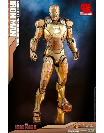 HOT TOYS 1/6 Iron Man 3 -...