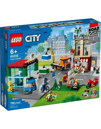 LEGO City 60292 - Centro Città