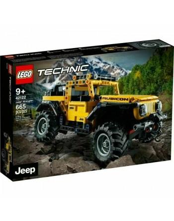 LEGO Technic 42122 - Jeep®...