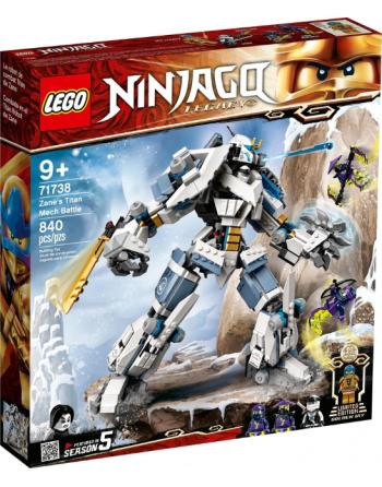 LEGO Ninjago 71738 - Mech...