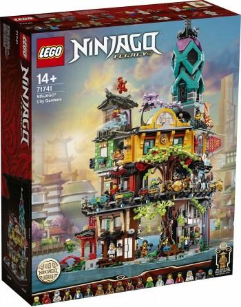 LEGO Ninjago 71741 -...