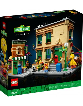 LEGO Ideas 21324 - 123...