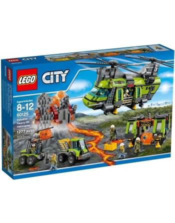 Lego City 60125 elicottero...