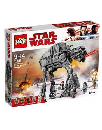 Lego Star Wars 75189 First...