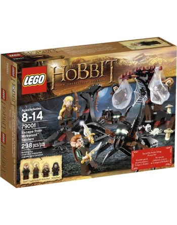 Lego Hobbit 79001 - Fuga...