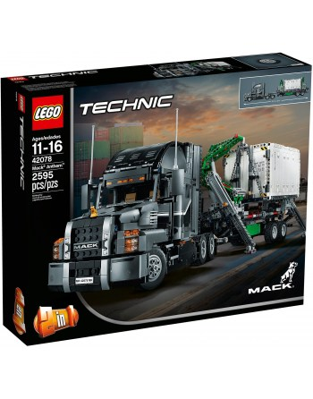 LEGO Technic 42078 - Mack...