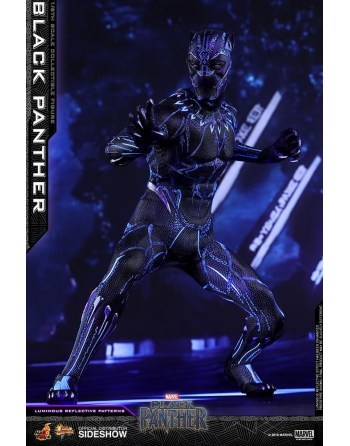 HOT TOYS 1/6 Black Panther...