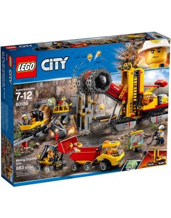 LEGO City 60188 - Macchine...