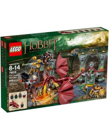 Lego Hobbit 79018 la...